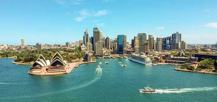 Internship en Sydney Australia