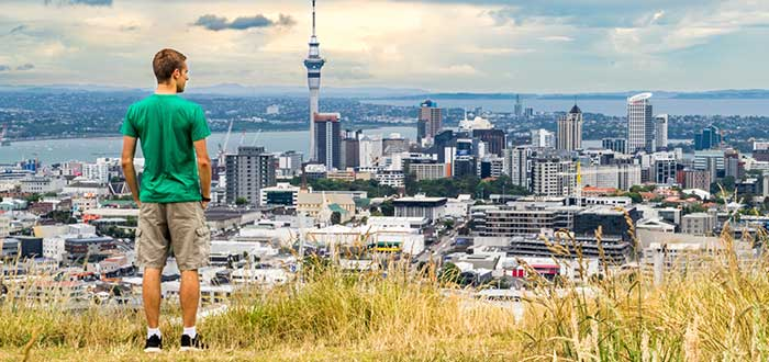 Pasantia rentada en Auckland Nueva Zelanda