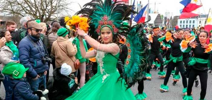Desfile en Galway