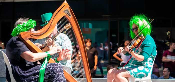 Sumergirse en la cultura irlandesa