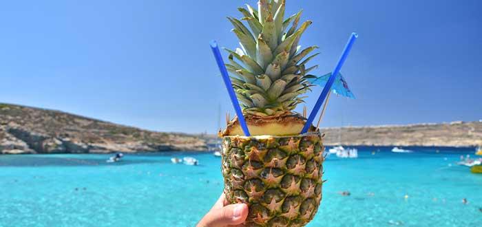 Playas Comino Malta