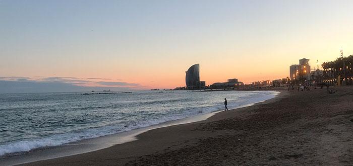 atardecer-en-barcelona