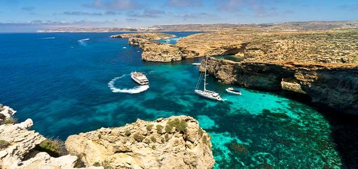 Playas secretas en Malta