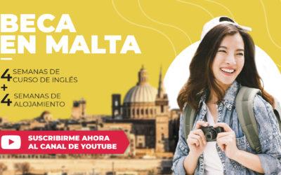 ¡Gana una beca a Malta con GrowPro!