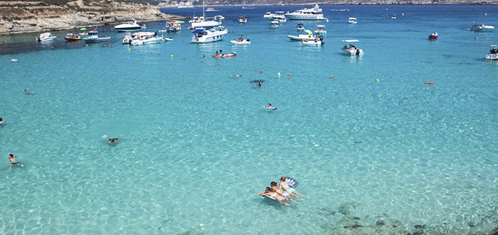 Que ver en Comino Malta