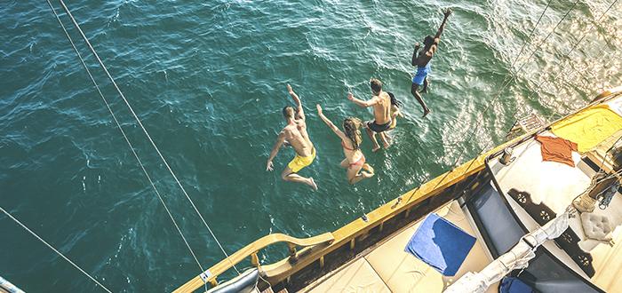 Paseo en barco Malta