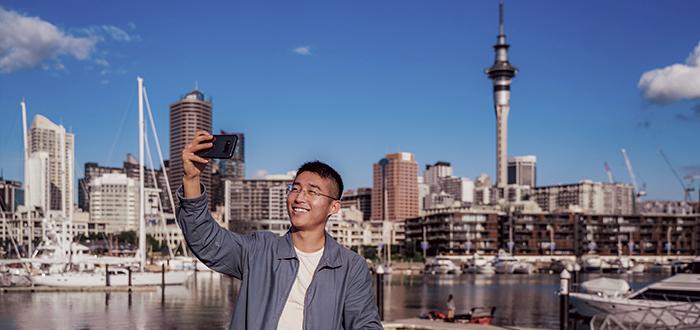 Trabajar en Auckland