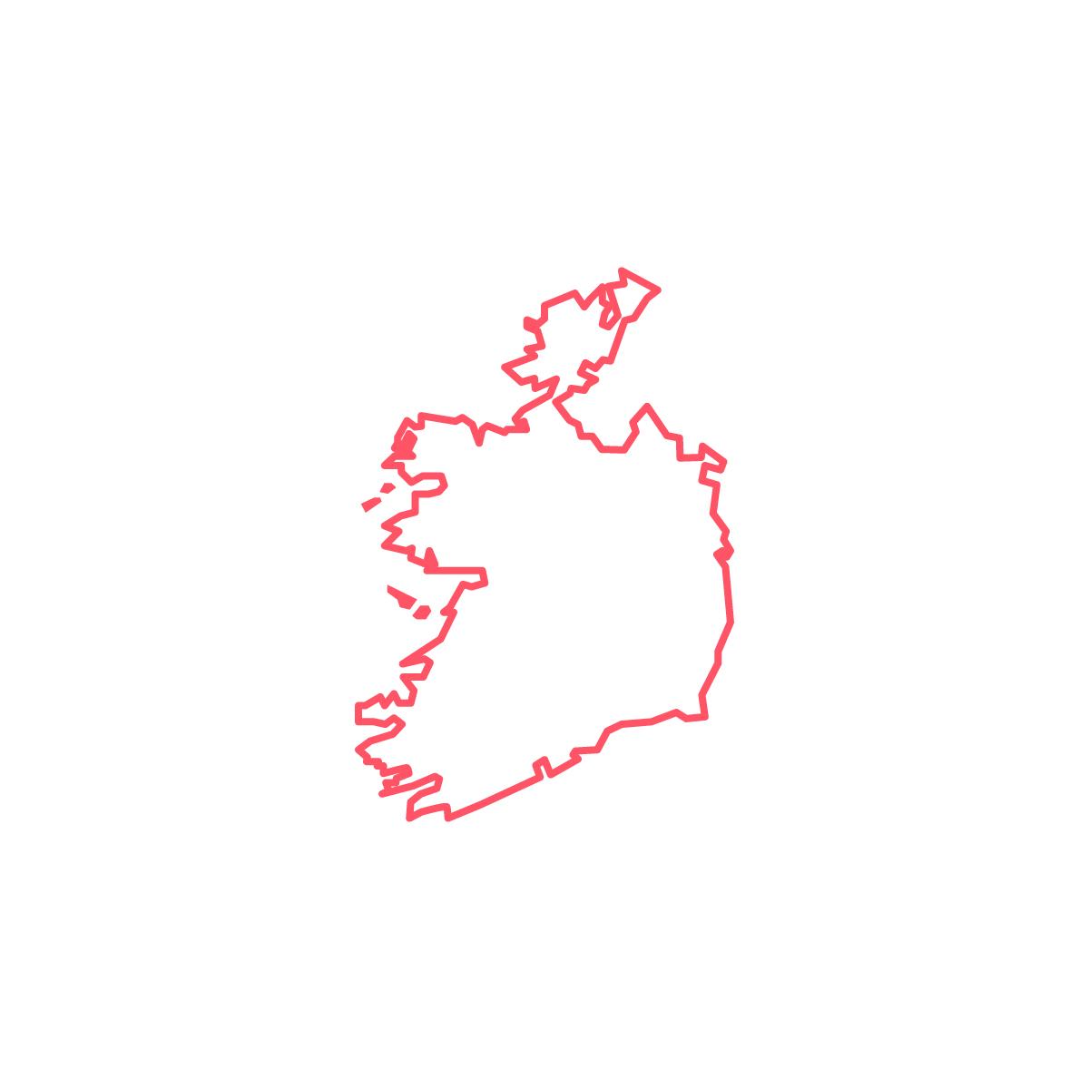 Oficinas en Irlanda